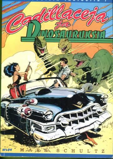 Kenotsooisia tarinoita 1 - Cadillaceja ja dinosauruksia