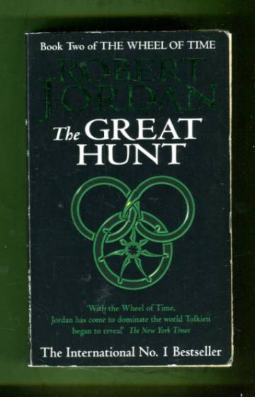 Wheel of Time 2 - The Great Hunt