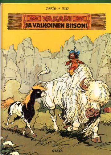 Yakari 4 - Yakari ja valkoinen biisoni