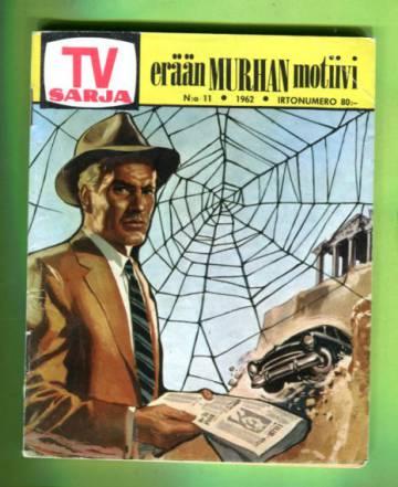 TV-sarja 11/62 - Erään murhan motiivi