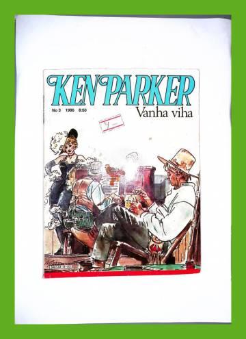 Ken Parker 3/86 - Vanha viha