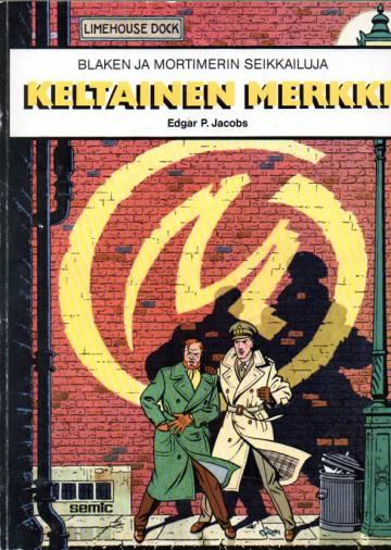 Blaken ja Mortimerin seikkailuja 1 - Keltainen merkki