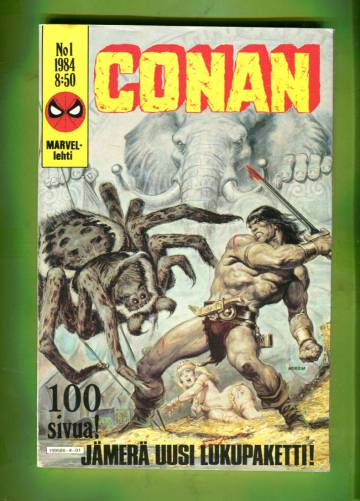 Conan 1/84