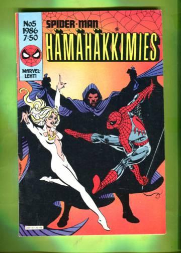 Hämähäkkimies 5/86 (Spider-Man)