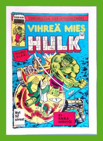 Hulk 10/82