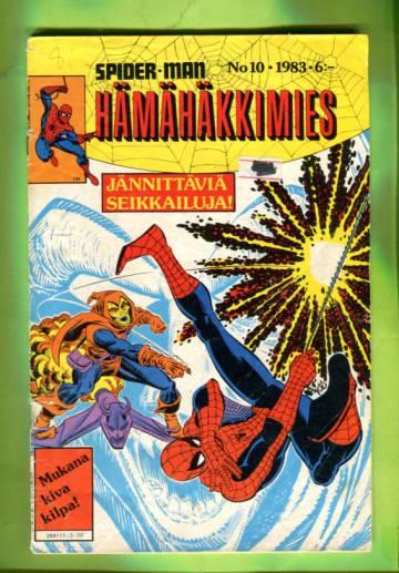 Hämähäkkimies 10/83 (Spider-Man)