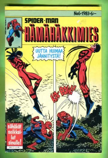 Hämähäkkimies 6/83 (Spider-Man)