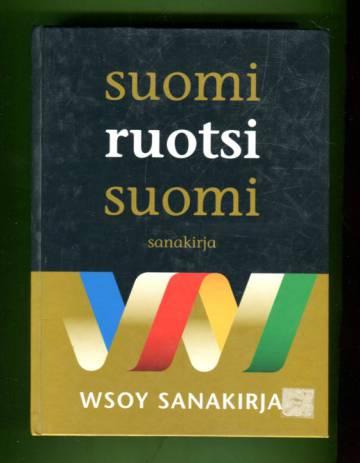 Suomi-ruotsi-suomi-sanakirja