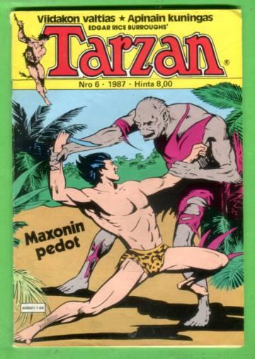 Tarzan 6/87