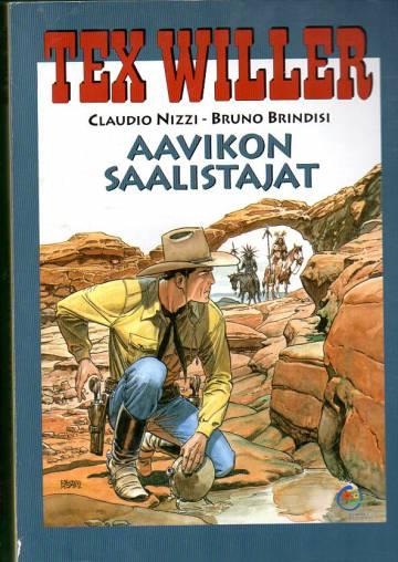 Tex Willer -suuralbumi 7 - Aavikon saalistajat