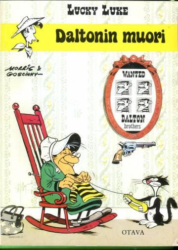 Lucky Luke 12 - Daltonin muori