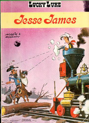 Lucky Luke 3 - Jesse James