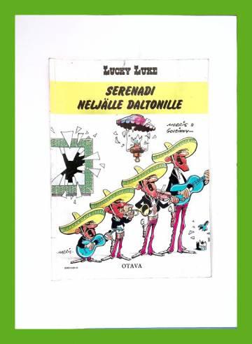 Lucky Luke 10 - Serenadi neljälle Daltonille
