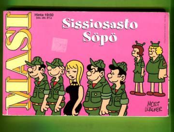 Masi-minialbumi 4/98 - Sissiosasto Söpö