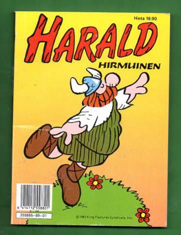 Harald Hirmuinen -taskukirja 1/89