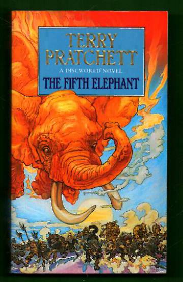 The Fifth Elephant - A Discworld Novel