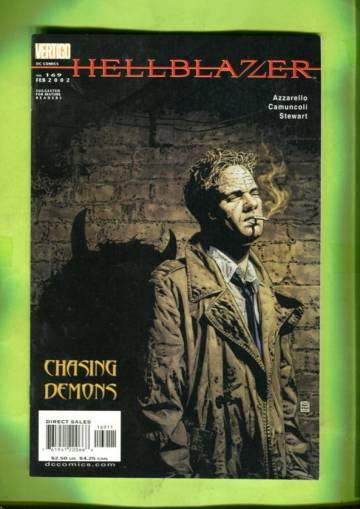 Hellblazer #169 Feb 02