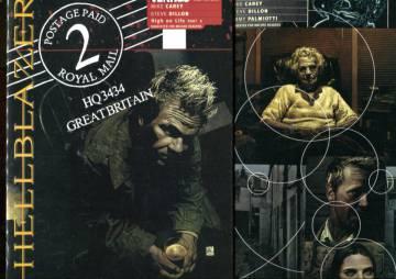Hellblazer #175-176: High on Life #1-2 Sep-Oct 02