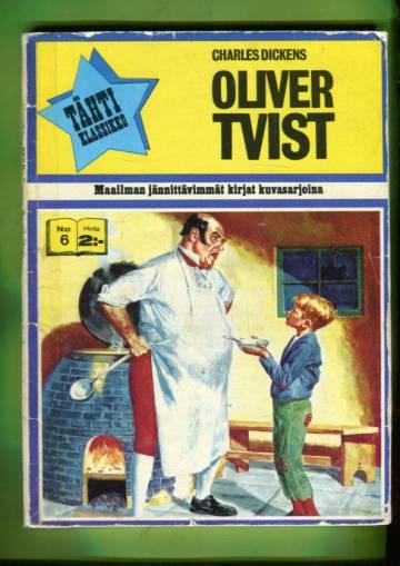 Tähtiklassikko 6 - Oliver Twist