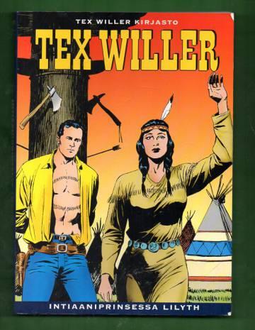 Tex Willer -kirjasto 4 - Intiaaniprinsessa Lilyth