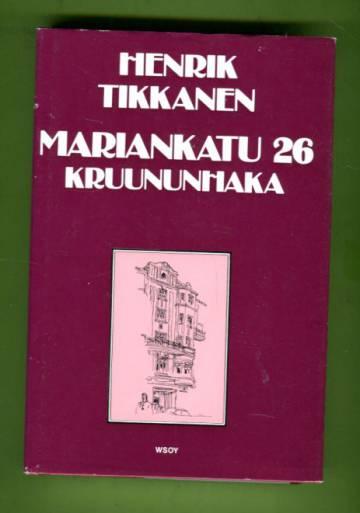 Mariankatu 26, Kruununhaka