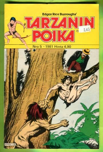 Tarzanin poika 5/81