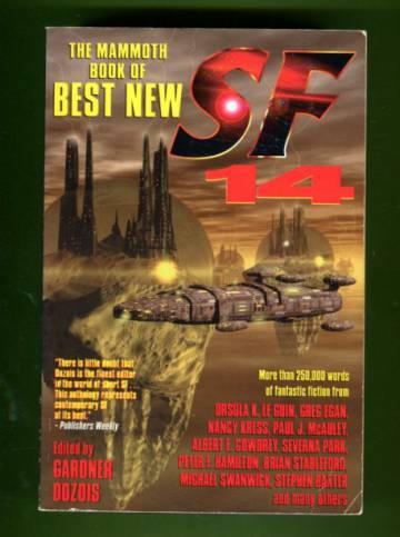 The Mammoth Book of Best New Science Fiction - 14th Annual Collection