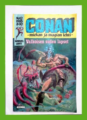 Conan 12/85