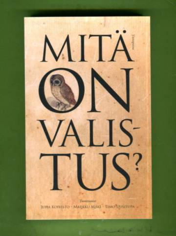 Mitä on valistus?