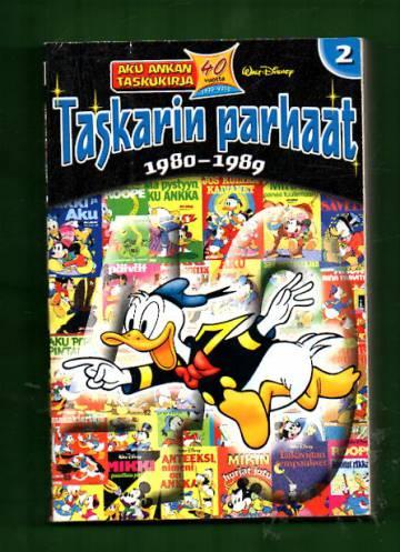 Aku Ankka - Taskarin parhaat 2: 1980-1989 (Aku Ankan taskukirja)