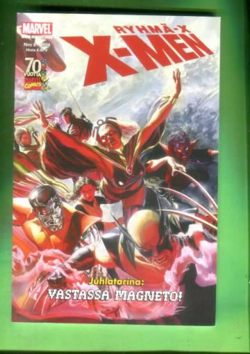 X-Men 8/09 (Ryhmä-X)