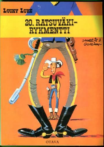 Lucky Luke 26 - 20. ratsuväkirykmentti