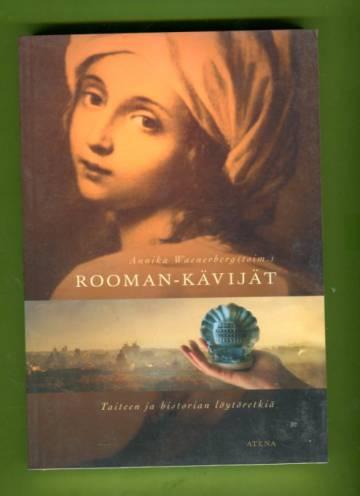 Rooman-kävijät - Taiteen ja historian löytöretkiä