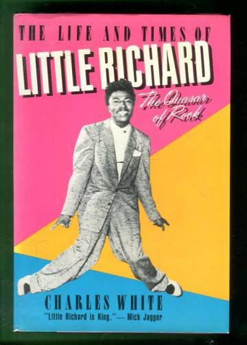 The Life and Times of Little Richard - The Quasar of Rock
