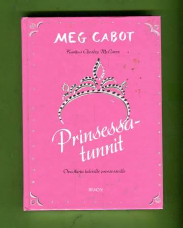 Prinsessatunnit - Opaskirja tuleville prinsessoille