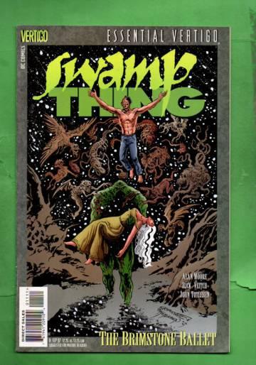 Essential Vertigo: Swamp Thing #11 Sep 97