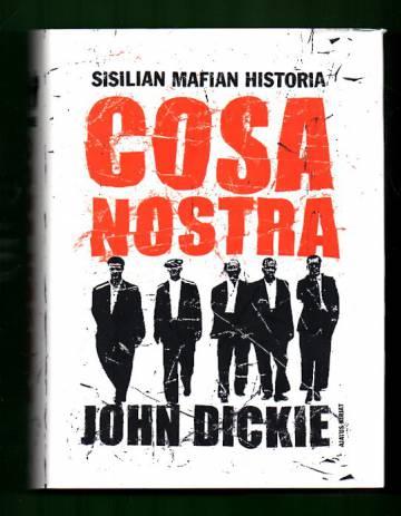 Cosa Nostra - Sisilian mafian historia