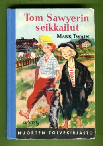 Tom Sawyerin seikkailut (Nuorten toivekirjasto 78)