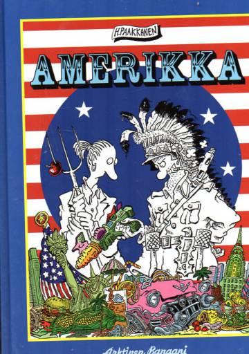 VARASTOTYHJENNYS Amerikka