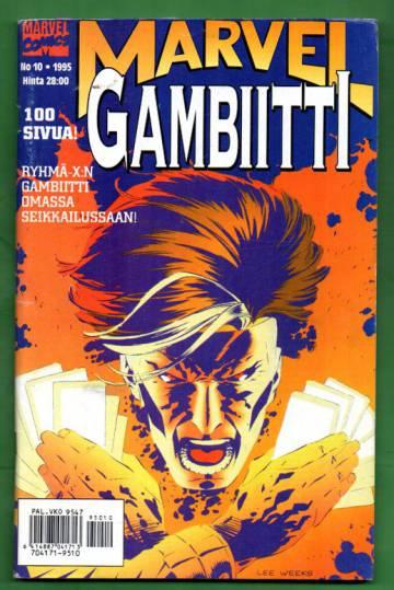 Marvel 10/95 - Gambiitti