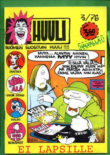 Huuli 3/76