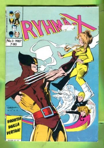 Ryhmä-X 3/87 (X-Men)