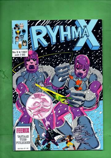 Ryhmä-X 9/87 (X-Men)