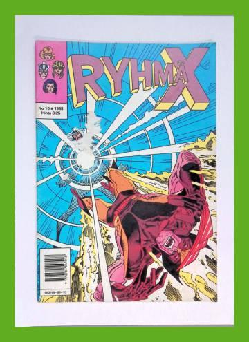 Ryhmä-X 10/88 (X-Men)