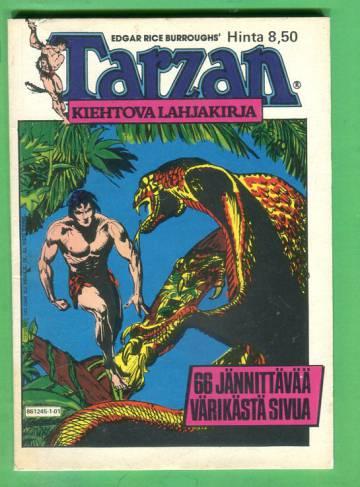 Tarzan lahjakirja 1/81