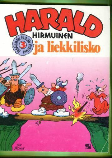 Maailman hurjin viikinki 3 - Harald Hirmuinen ja liekkilisko