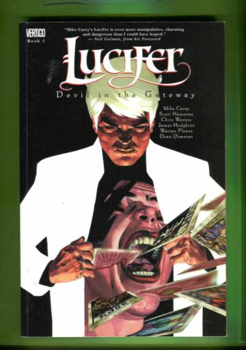 Lucifer Vol. 1: Devil in the Gateway