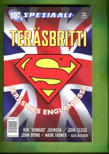 DC-Spesiaali 2/07 - Teräsmies: Teräsbritti