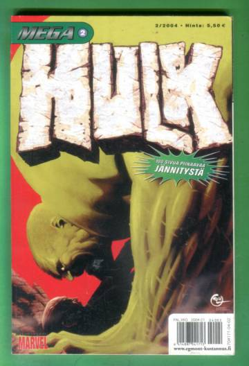 Mega 2/04 - Hulk (Mega-Marvel)