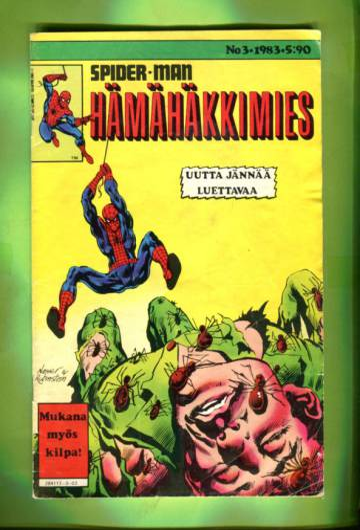 Hämähäkkimies 3/83 (Spider-Man)